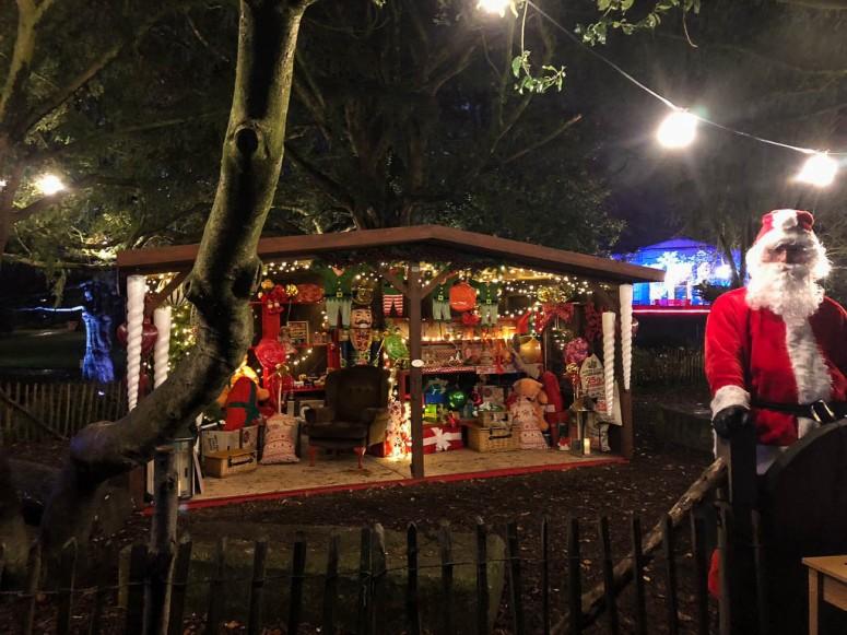 York Christmas garden-4