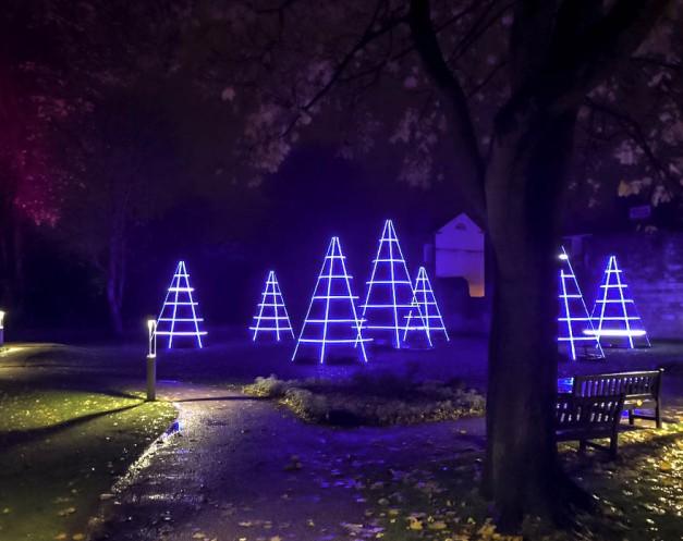 York Christmas garden-9