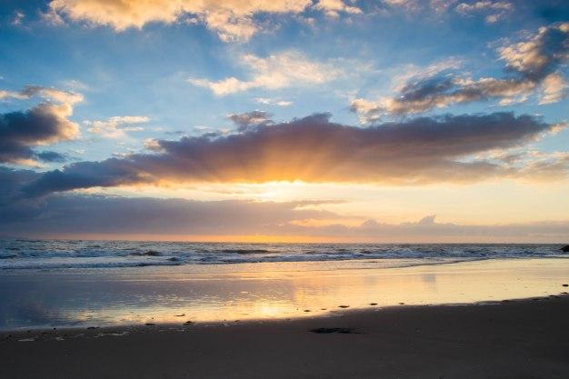Waihi sunrise 6 April-2